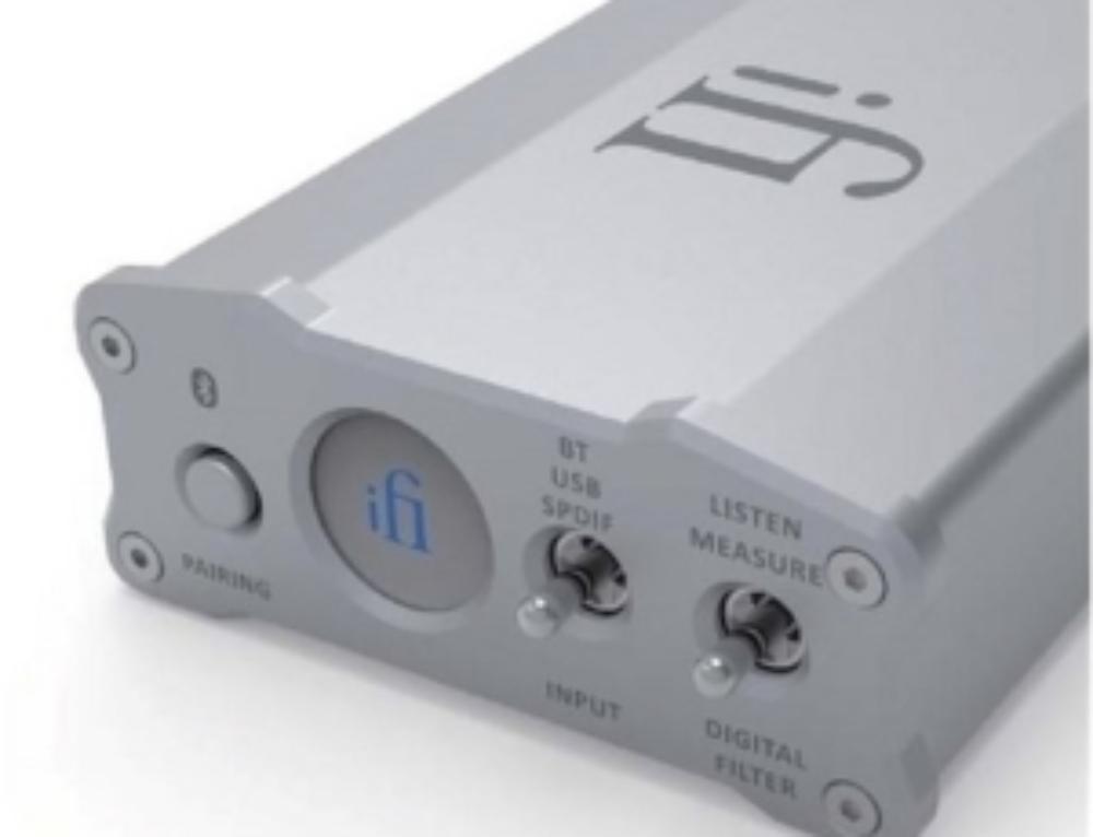 ifi Audio – iONE & iTUBE2 arrival